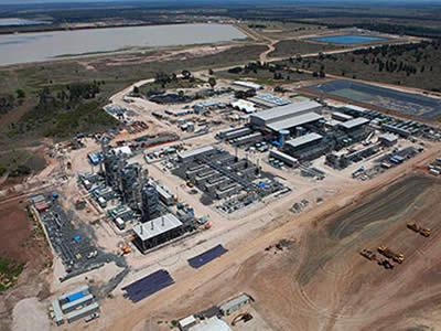 Kenya Water Treatment Plant
