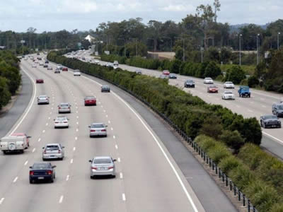 Pacific Motorway Upgrades TMR QLD