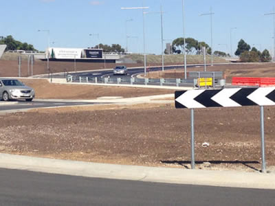 Telegraph Road Upgrade BCC