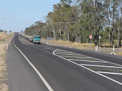 Warrago Highway Safety