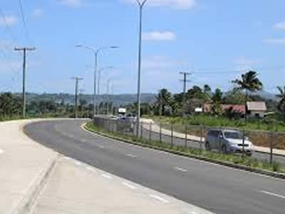 Crossings Upgrade Program Fiji Roads Authority