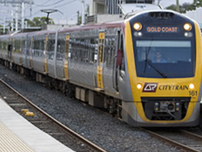 Rail Network Strategy TMR QLD