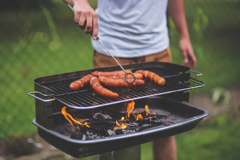 Sausage Sizzle for Local Club