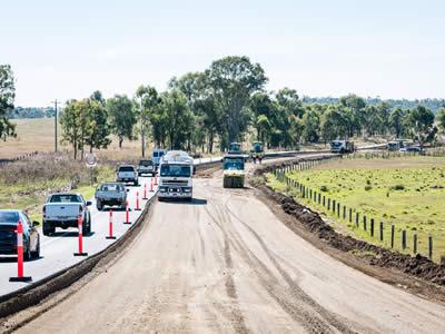 Investor Assessment Cunningham Highway Upgrade