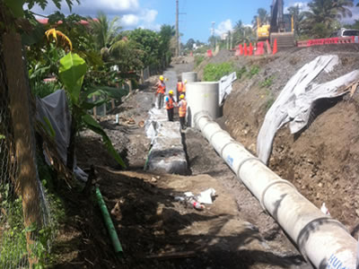 Fiji Roads Authority – Road, Bridge and Jetty Assessments, Design work and Construction Monitoring