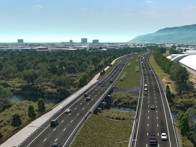 Bruce Highway Upgrade Program - Cairns Southern Access Corridor Stage 4