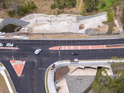 Green Camp Road Corridor Upgrade