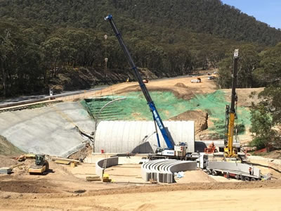Great Western Highway: Hartley Valley to Forty Bends Upgrade