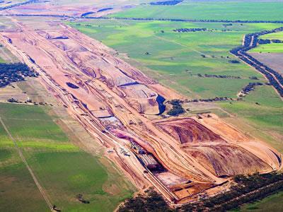 Murray Basin 2 Kulwin Mineral Sands Mining