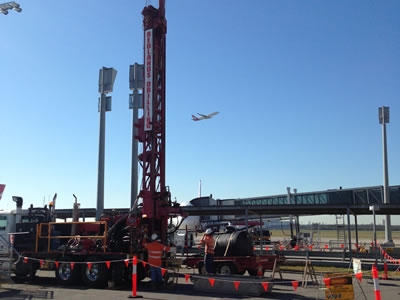 Brisbane Airport International Terminal Expansion